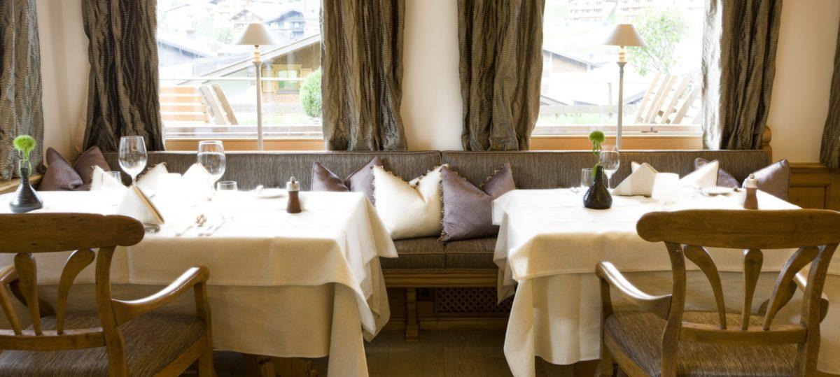 Restaurants im Berghof, Lech
