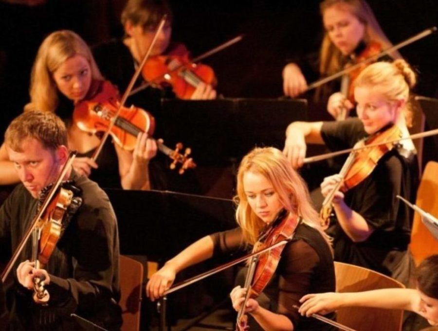 Violinen Orchester