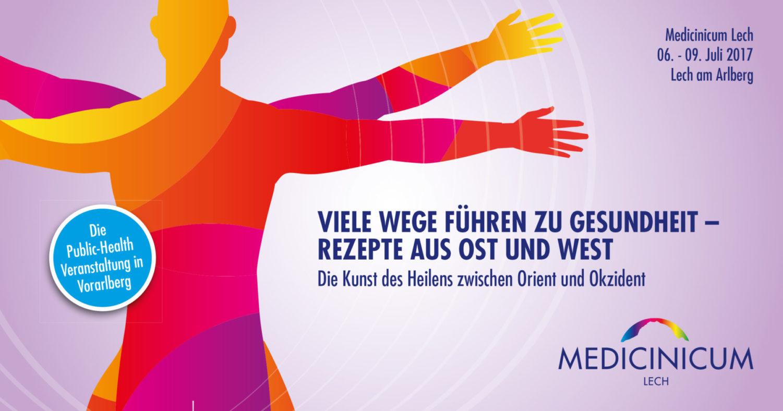 Medicinicum Lech 2017 vom 06.07. - 09.07.2017