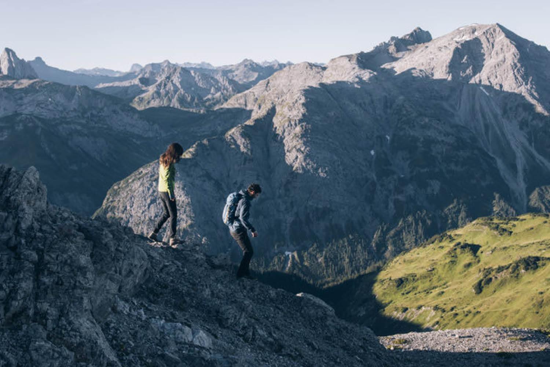 Bergwandern Arlberg